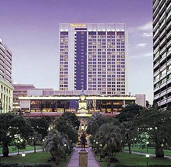 Sheraton Brisbane Hotel & Towers